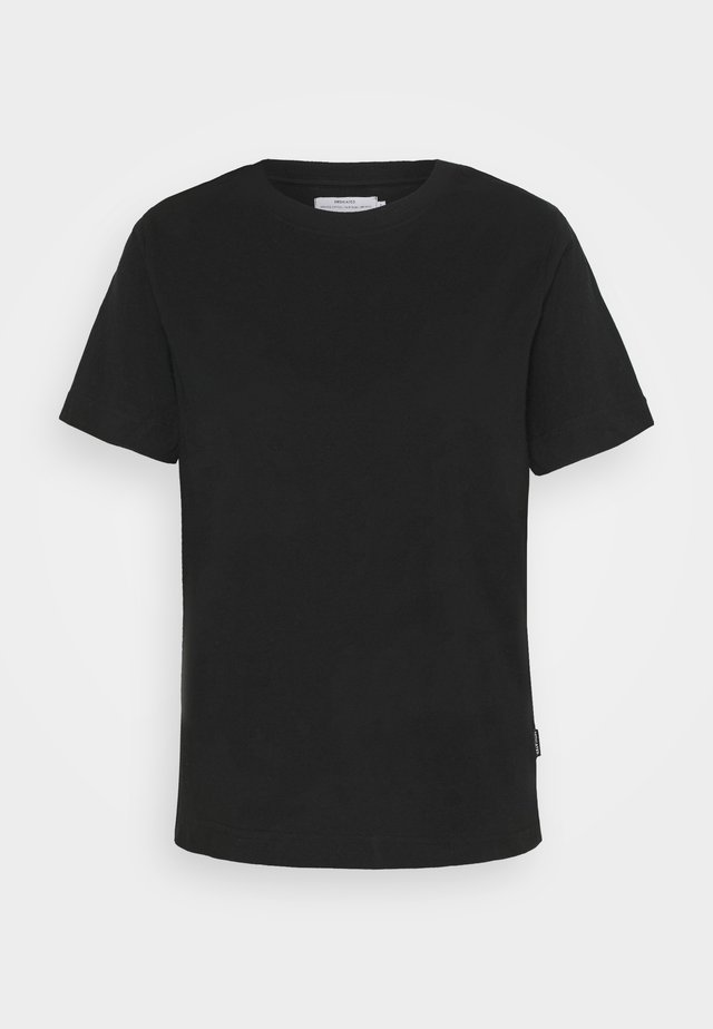 MYSEN BASE  - T-shirt - bas - black
