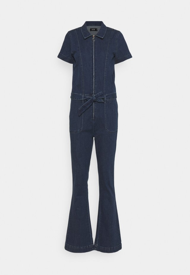CHARLOTTE TRACKSUIT - Jumpsuit - denim blue