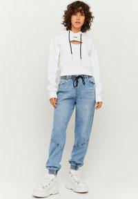 TALLY WEiJL - Straight leg jeans - blu - 1