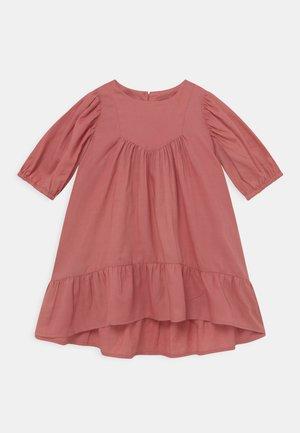 MINI DRESS WITH FLOUNCE MINI ME - Day dress - light pink