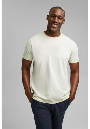 T-shirt basic - pastel green