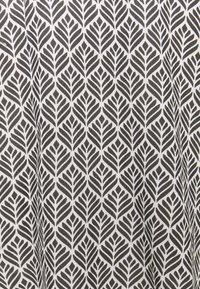 Kaffe - FANA TILLY BLOUSE - Long sleeved top - black /chalk - 2