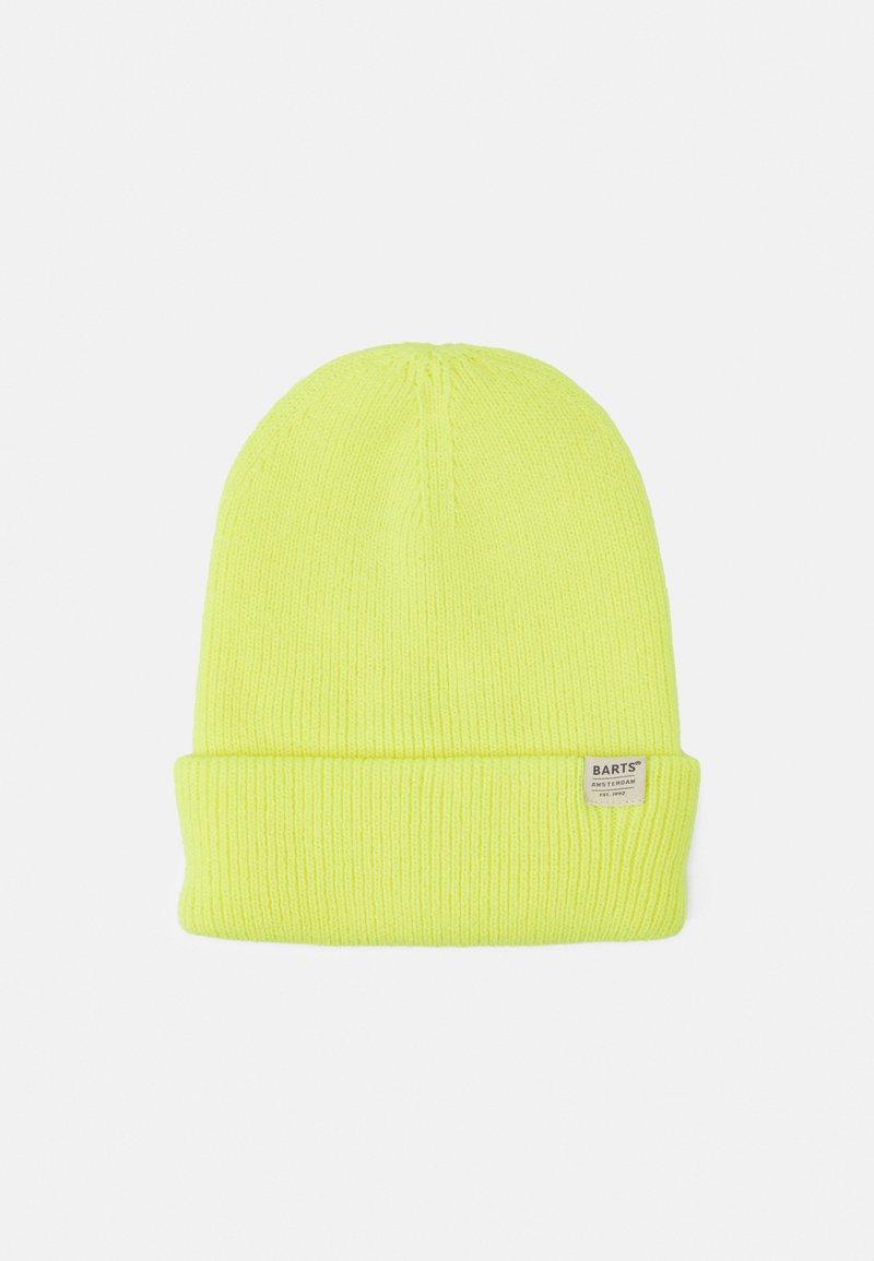 Barts - KINABALU BEANIE KIDS - Beanie - fluorecent yellow