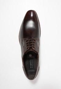Bugatti - FERNAN - Business sko - brown - 1
