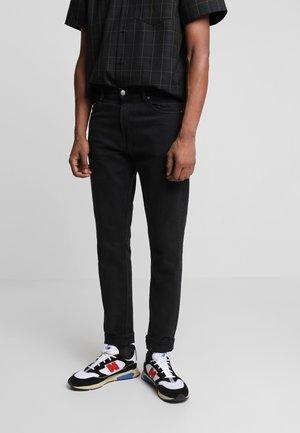 ALLEY - Jeans slim fit - mine black
