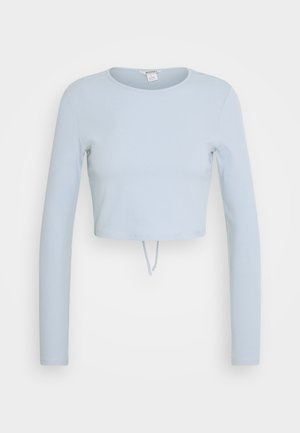 LINN - Long sleeved top - blue light