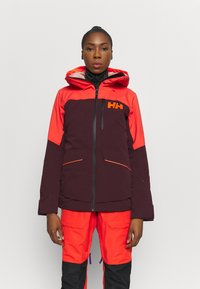 The North Face - TEAM KIT  - Schneehose - flare/tnf black - 4