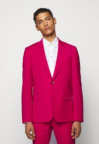 Paul Smith - GENTS TAILORED FIT SUIT SET - Oblek - red - 2