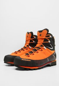 Mammut - KENTO HIGH GTX MEN - Mountain shoes - sunrise/black - 2