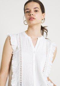 Pepe Jeans - ISLA - Print T-shirt - off white - 3