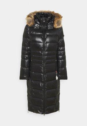 COAT - Kabát zprachového peří - black