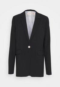 FANILA - Short coat - anthracite black