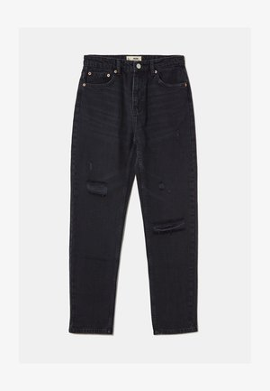 Slim fit jeans - blk