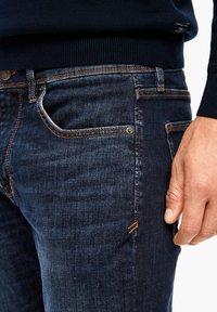 s.Oliver - Jeans slim fit - dark blue - 5