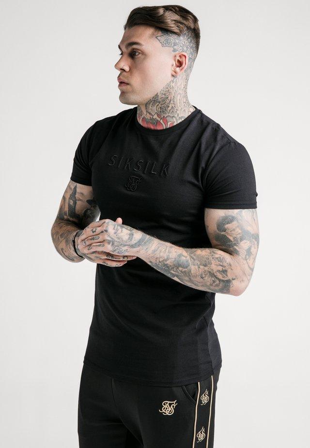 ASTRO GYM TEE - T-shirt basic - black