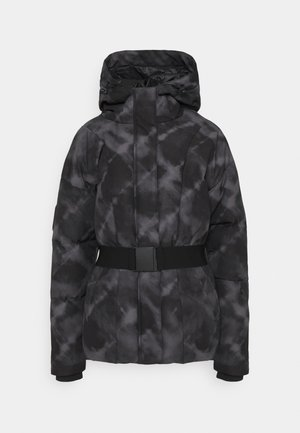 DOWLEN SKI - Winter jacket - black