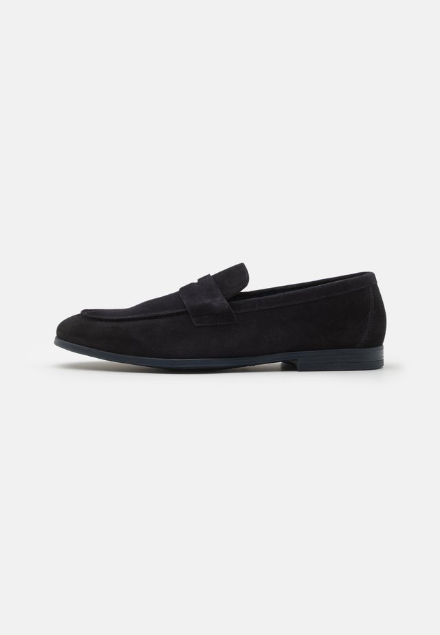 PENNY LOAFER - Slipper - navy