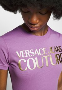 Versace Jeans Couture - Print T-shirt - fiorentina - 6