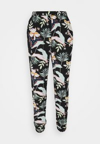 Roxy - EASYPEASY - Pantaloni del pigiama - anthracite praslin - 4
