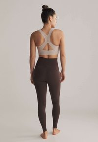 OYSHO - Leggings - brown - 2