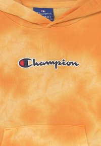 Champion Rochester - COLOR SPLASH HOODED UNISEX - Mikina na zip - gold - 2