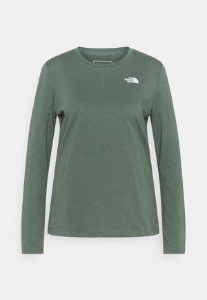 SEASONAL TEE  - Long sleeved top - balsam green