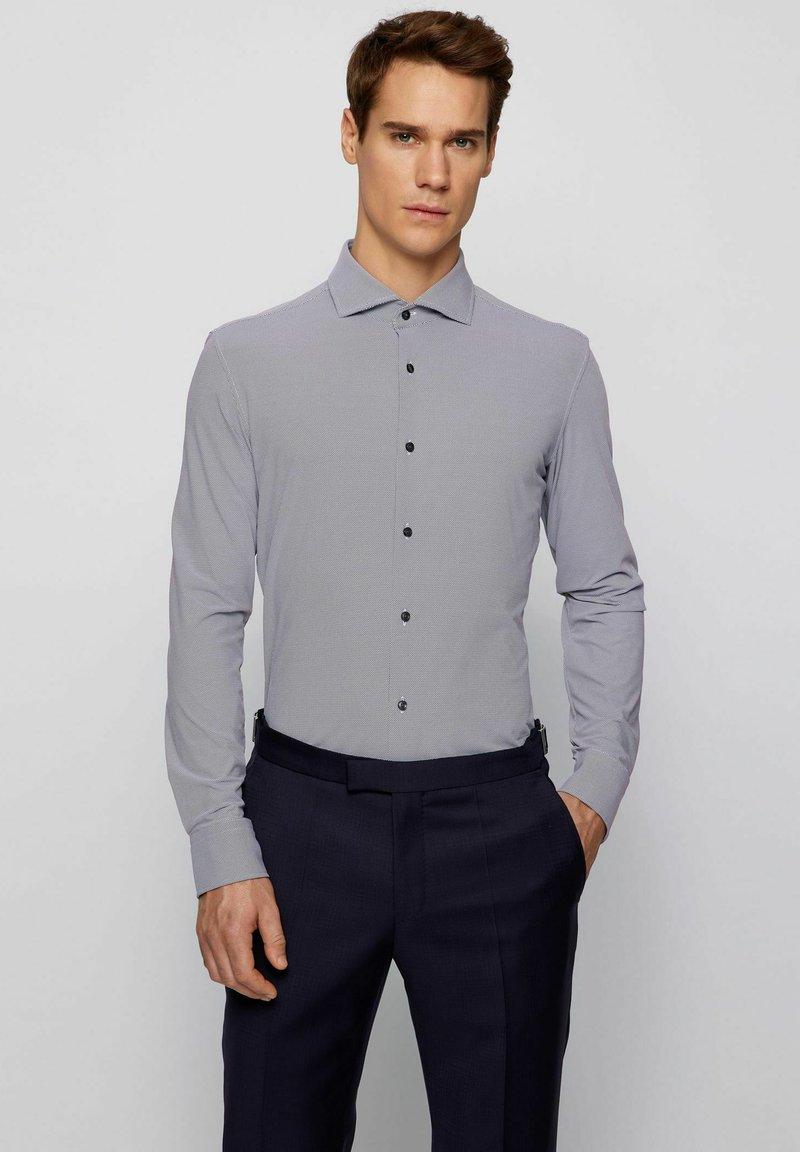 BOSS - JASON - Formal shirt - black