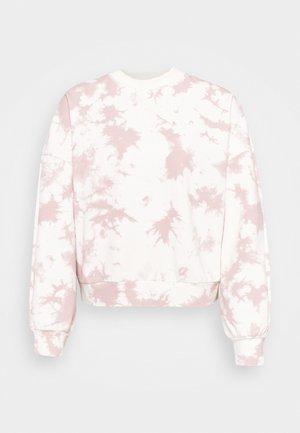 ERWIN - Sweatshirt - taupe/tie dye