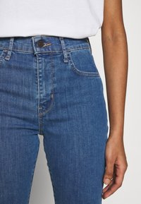 Levi's® - 720 HIRISE SUPER SKINNY - Jeansy Skinny Fit - eclipse mextra - 5
