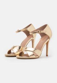 Anna Field - High heeled sandals - gold - 2