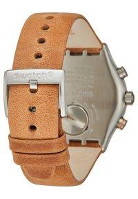 Swatch - WRIST - Cronografo - cognac - 1