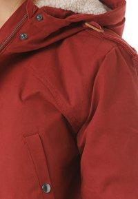 Volcom - WALK ON  - Winter coat - red - 3