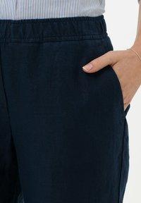 BRAX - Pantalon classique - navy - 3