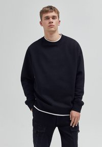 PULL&BEAR - Sweatshirt - black - 0
