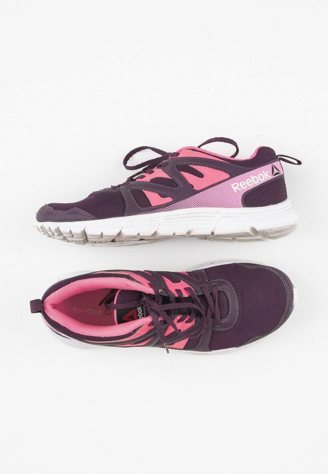 Sneakers laag - purple
