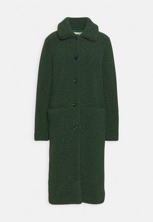 MOUSSY COAT - Winter coat - sycamore green