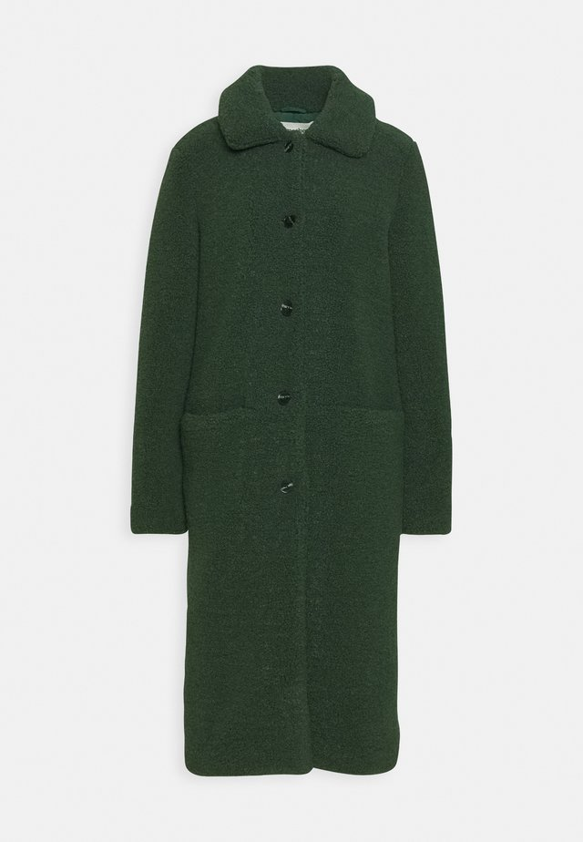 MOUSSY COAT - Winterjas - sycamore green