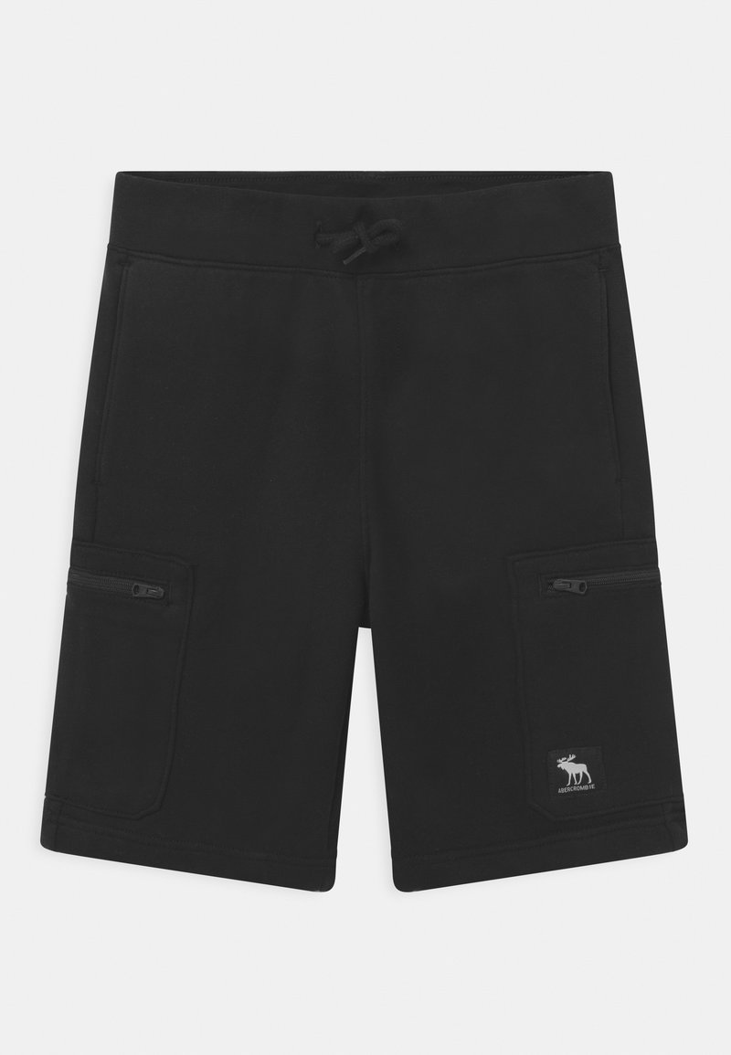 Abercrombie & Fitch - UTILITY - Shorts - black