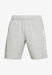 BERMUDA - Sports shorts - grey