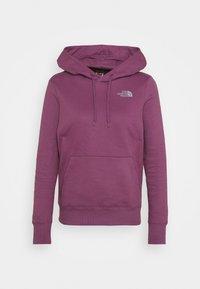 The North Face - CLIMB HOODIE - Sweatshirt - pikes purple - 3