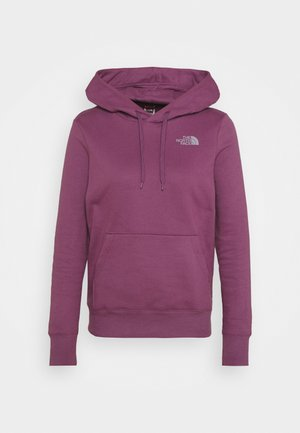CLIMB HOODIE - Felpa - pikes purple