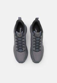 Reebok - BACK TO TRAIL - Zapatillas de trail running - pure grey/true grey - 3