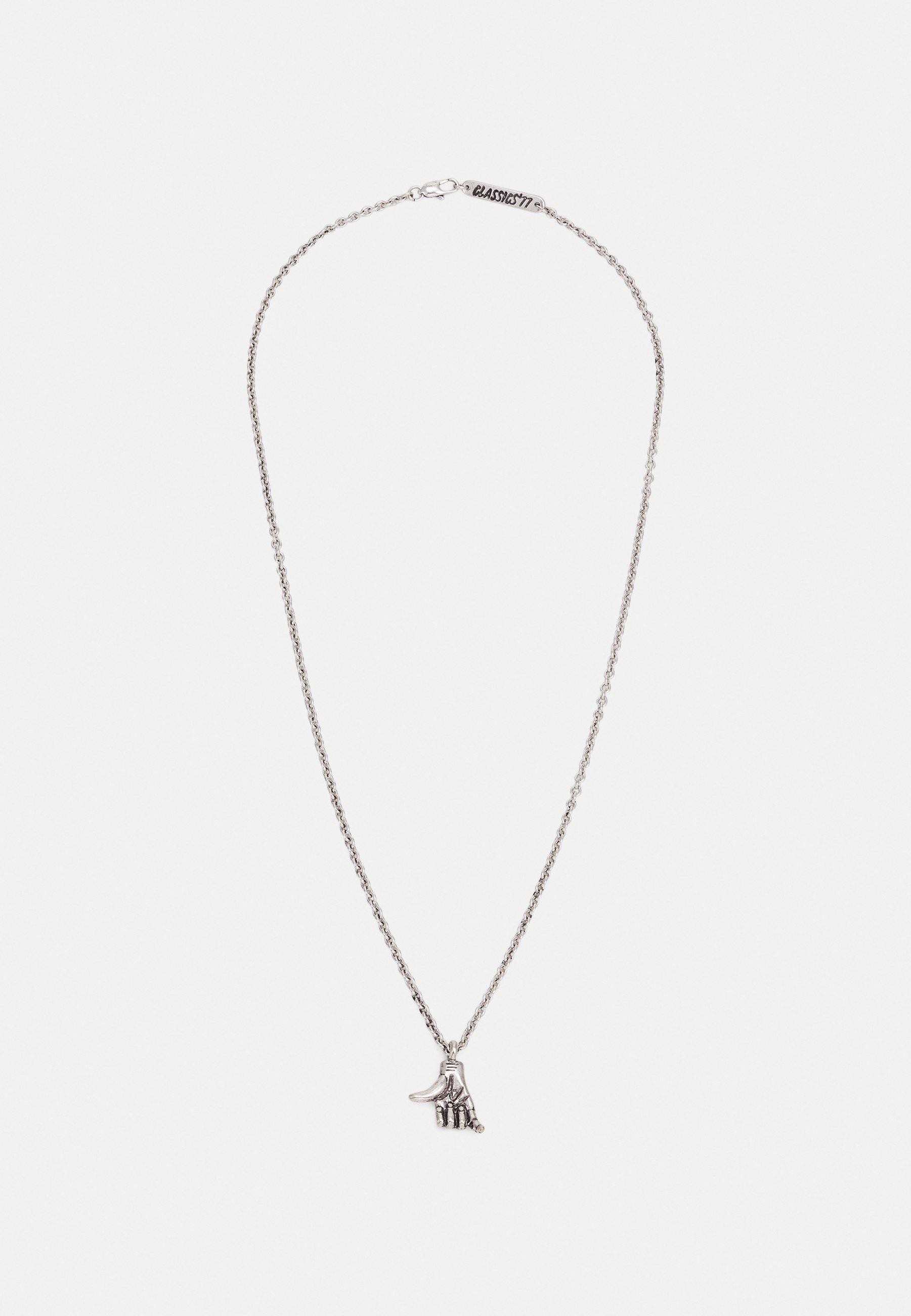 Herrer BEACH JUNKIE SHAKA HAND 3D NECKLACE - Halskæder