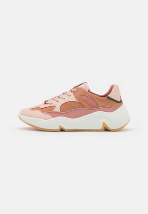 CHUNKY  - Sneakers basse - multicolor/toffee