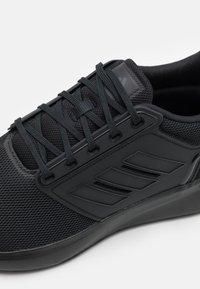 adidas Performance - EQ19 RUN - Obuwie do biegania treningowe - core black/grey six - 5