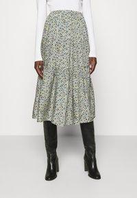 ARKET - SKIRT - A-line skirt - multi-coloured - 0