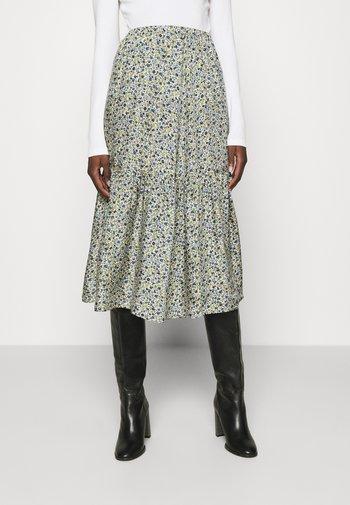 SKIRT - Áčková sukně - multi-coloured