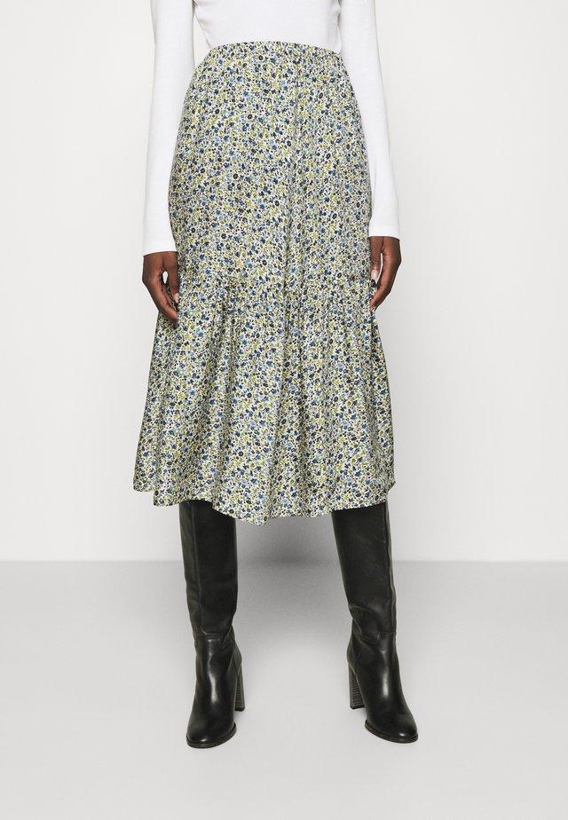 SKIRT - A-snit nederdel/ A-formede nederdele - multi-coloured