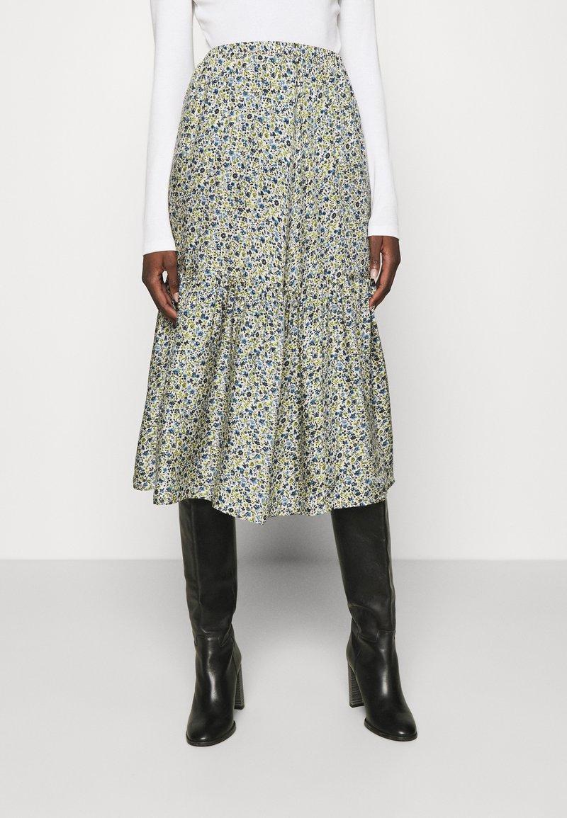 ARKET - SKIRT - A-line skirt - multi-coloured