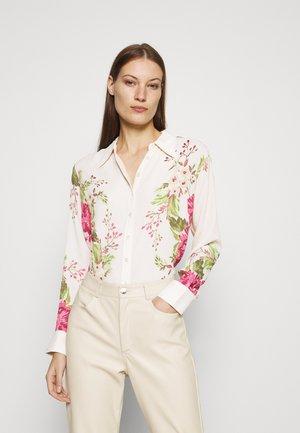 TAYLOR ROSE  - Button-down blouse - ecru